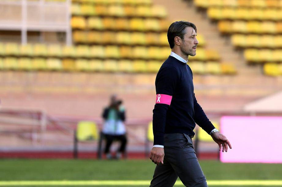 Le coach de l'AS Monaco Niko Kovac.