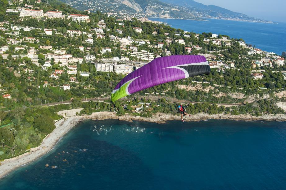 Les acrobaties aériennes dans le ciel roquebrunois seront d'actualité ce vendredi après-midi et tout le week-end.