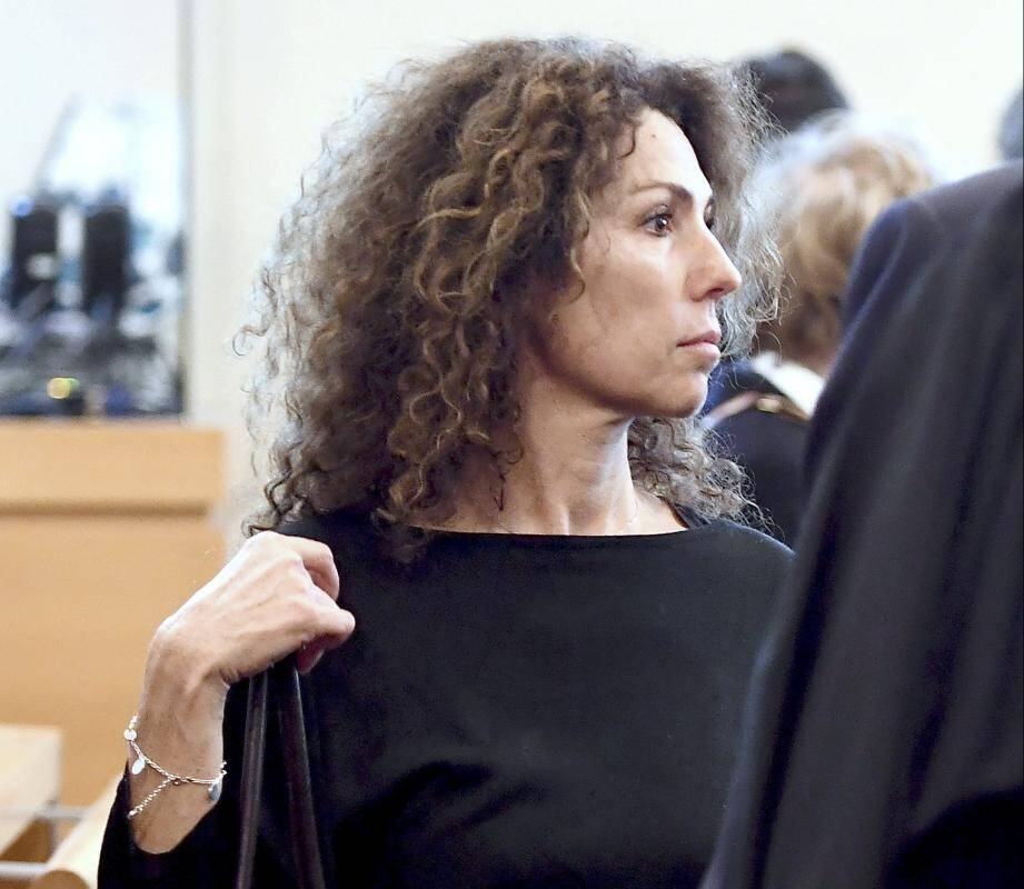 Olivia Vestri et son compagnon l'architecte Joe Aoun ont été placés en détention dans le cadre d'une enquête pour «escroquerie, infraction à l'urbanisme et fausse facturation».