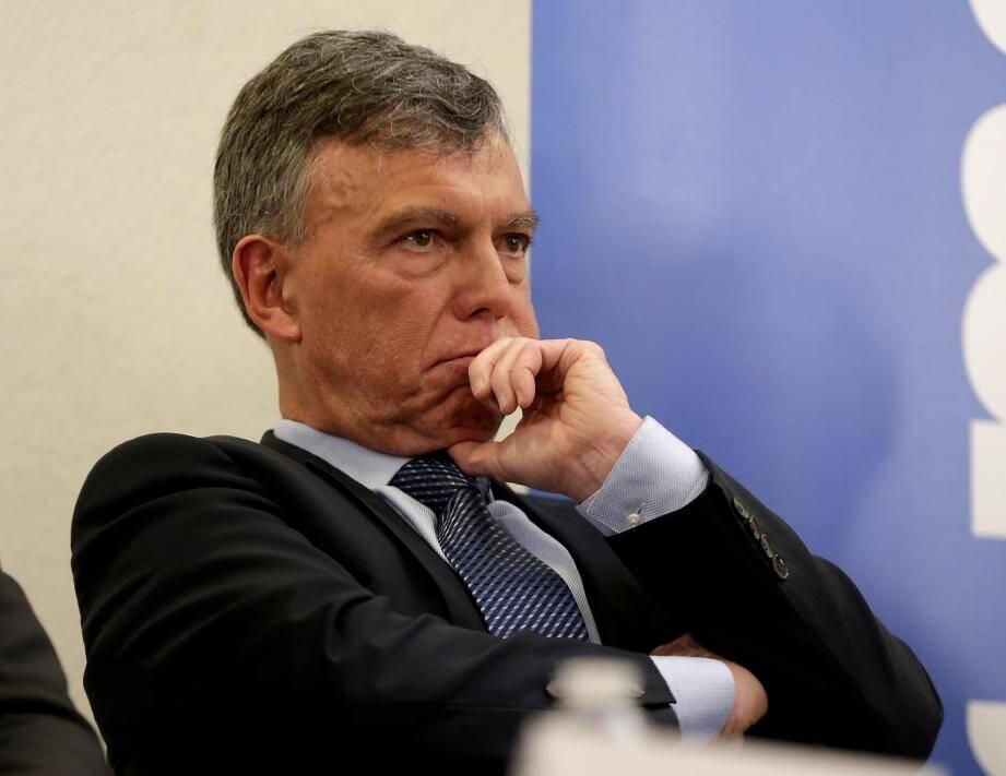 Ancien premier adjoint de David Rachline, Richard Sert vient d'être nommé à la tête de la section varoise de Debout la France.