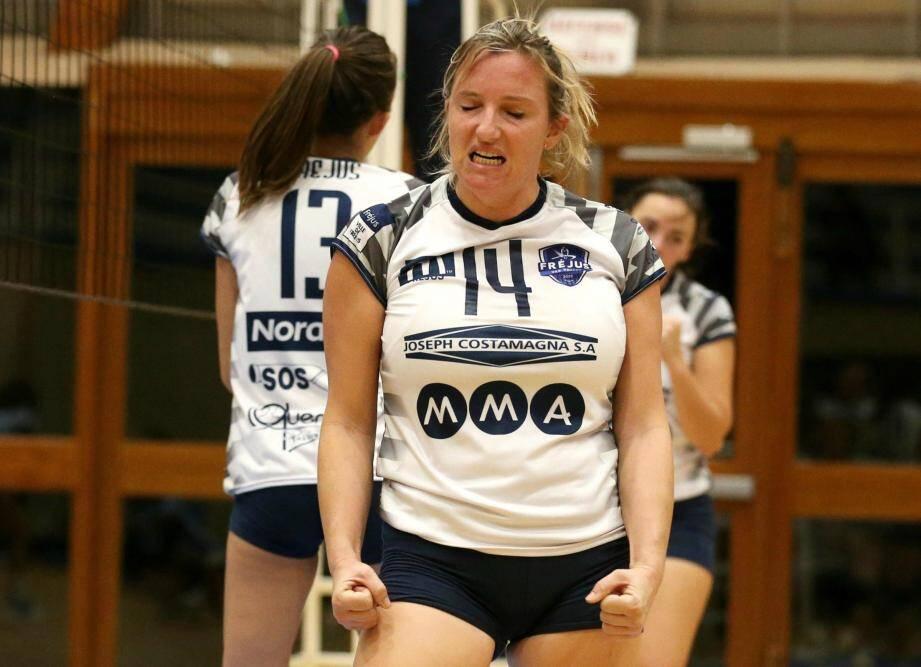Les championnats amateurs de volley sont arrêtés ces six prochaines semaines.