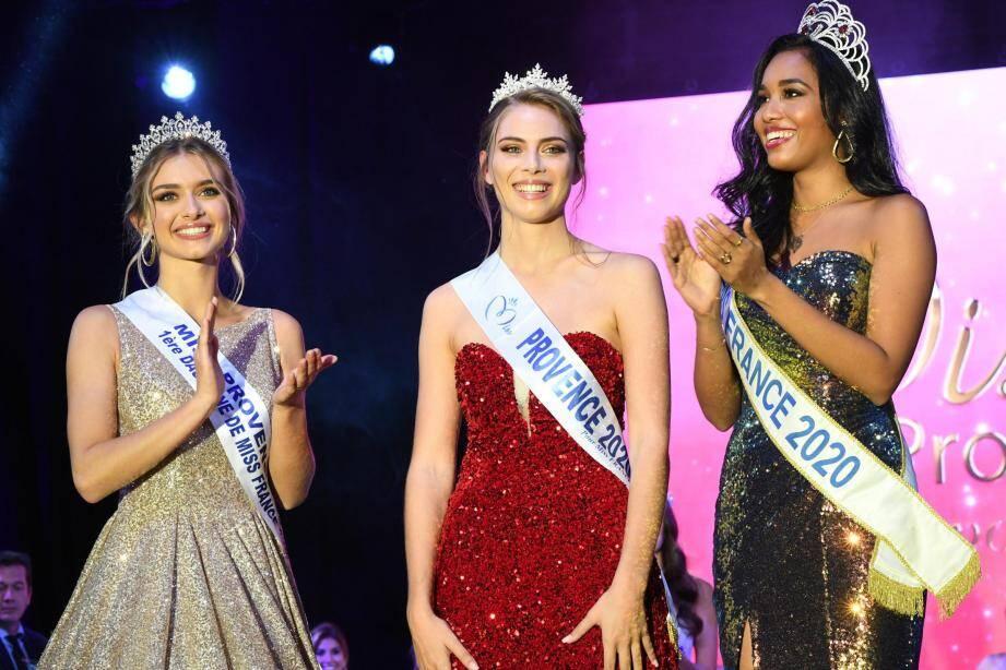 Miss Provence 2020 à Cogolin