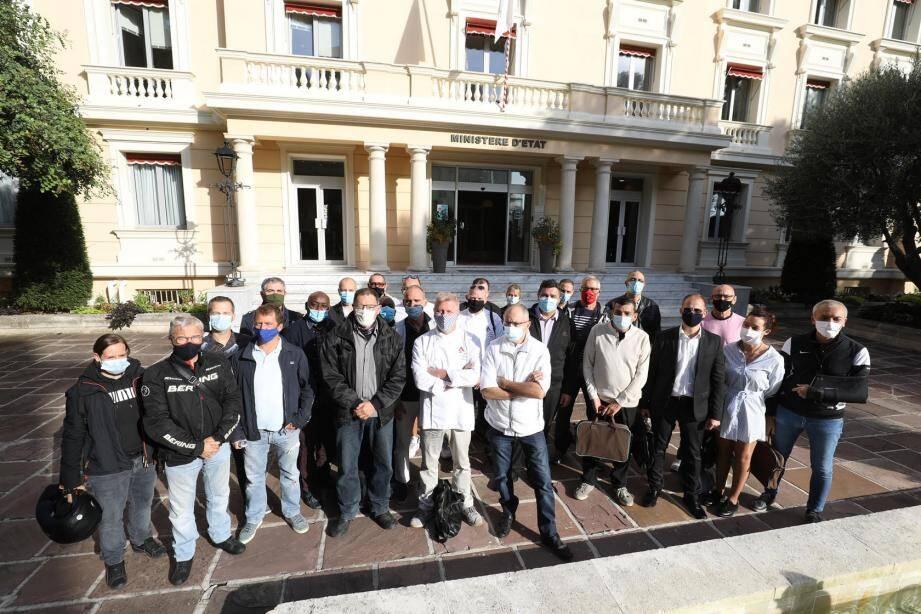 Face au projet d'annualisation du travail, la colère gronde à Monaco.
