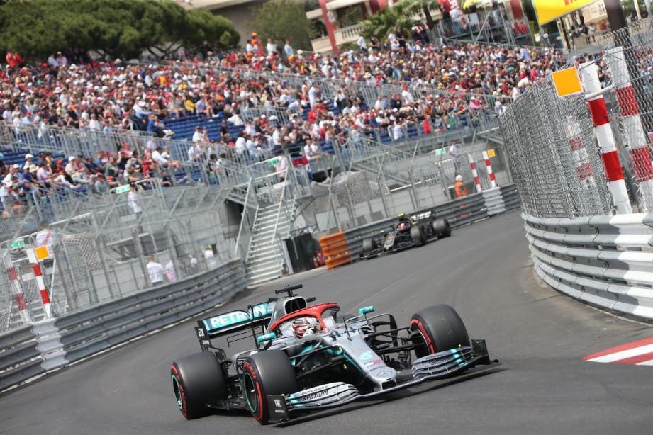 Vers un Grand Prix de F1 à huis clos à Monaco en 2021?