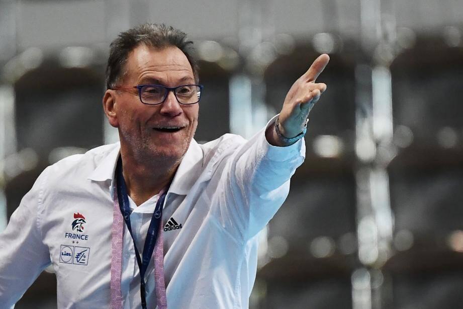 Le sélectionneur Olivier Krumbholz espère retrouver le chemin de la victoire et conserver son titre lors du championnat d'Europe féminin de handball en décembre au Danemark.