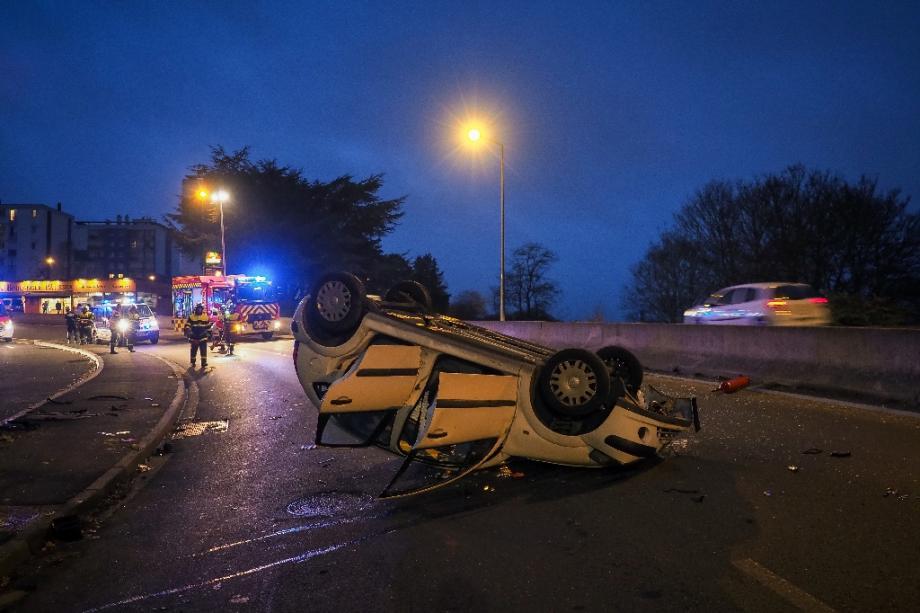 Le nombre de personnes tuées sur les routes de France métropolitaine en octobre est inférieur de 22,6% à celui d'octobre 2019