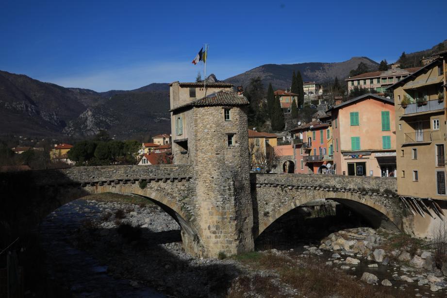 Sospel fait partie des trois communes de la Carf qui seront aidées.