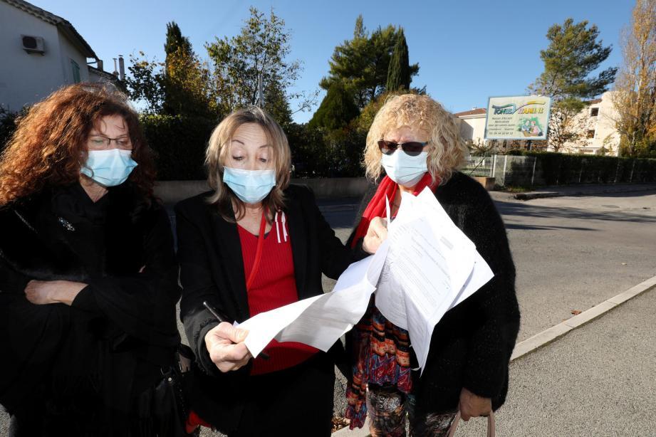 Après la contamination puis la mort de pensionnaires, la maison de retraite varoise est dans le viseur de familles. La fille d'une résidante décédée du coronavirus porte l'affaire en justice