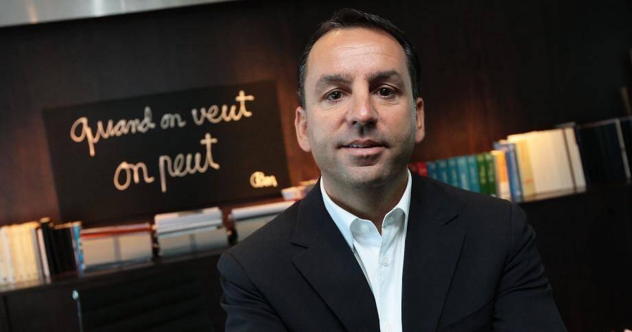 Walter Ubaldi ne cache pas son objectif pour le Black Friday : atteindre les 32 millions d'euros de ventes d'électroménager soit 10 % de son chiffre d'affaires 2 020.
