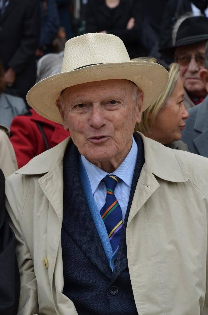 Pierre Simonet le 19 juin 2012 à Paris