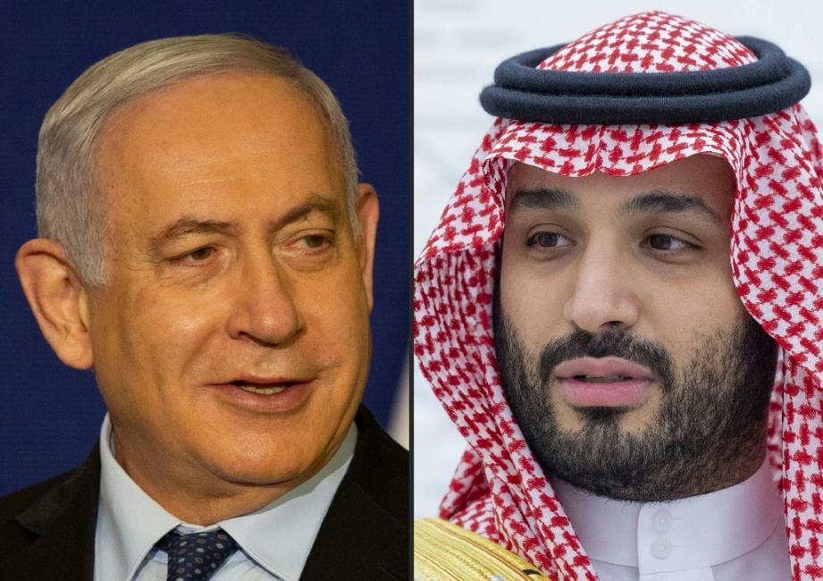 Le ministre Benjamin Netanyahu s'est rendu en Arabie saoudite en secret