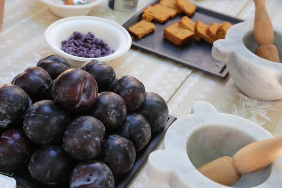 La rune est le fruit emblématique de la cité des comtes de Provence.