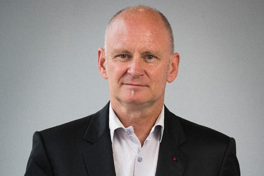 L'ex-adjoint à la culture de la mairie de Paris Christophe Girard, le 5 septembre 2014 à Paris