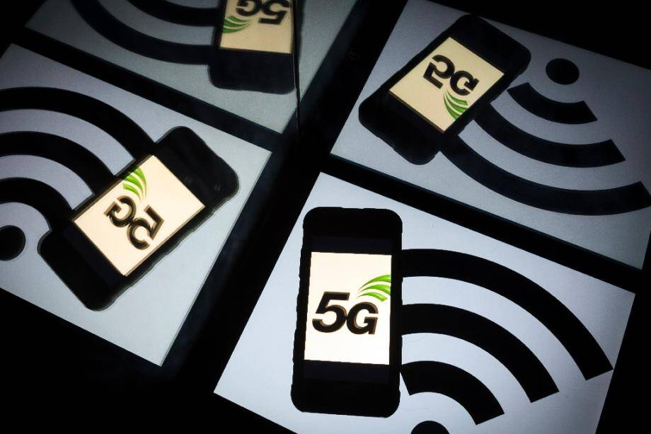 A partir de mercredi, date d'activation officielle des fréquences, le logo 5G pourra théoriquement s'afficher sur l'écran des smartphones des Français