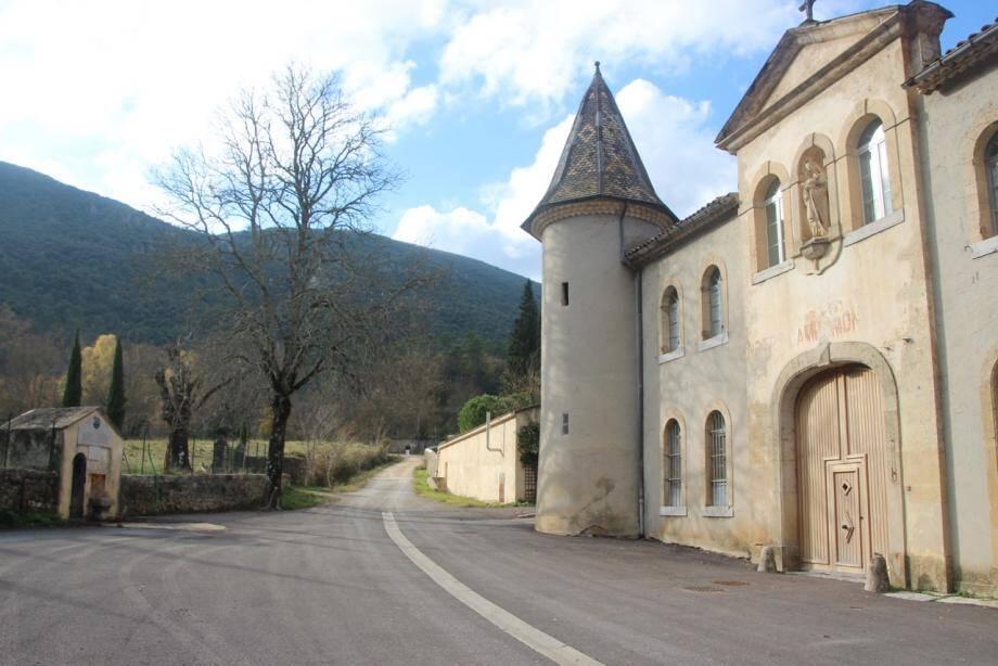 La commune de Méounes.