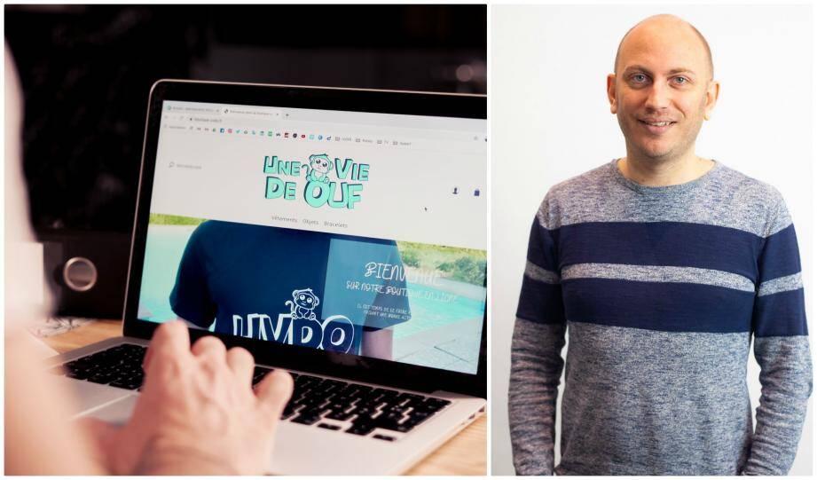 """Wizishop qui emploie 40 salariés pour un CA 2020 prévisionnel de 3ME aide à la création de 400 nouvelles boutique en ligne par mois. """"On est un secteur privilégié et on se doit d'aider les autres"""", estime Grégory Beyrouti, son pdg."""