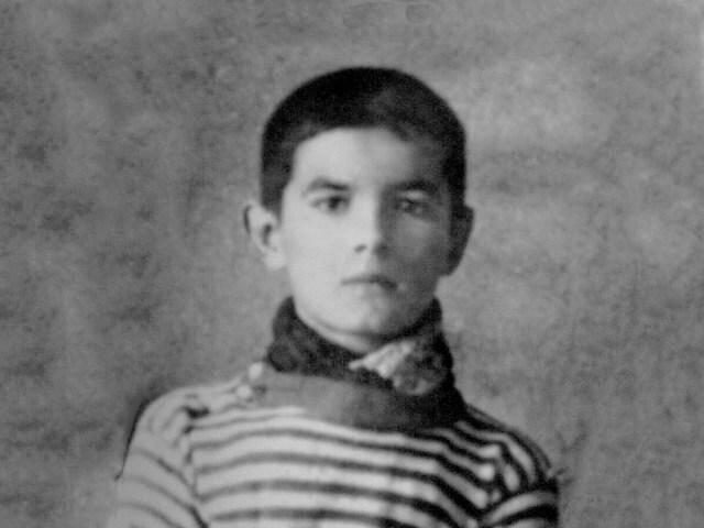 Désiré Bianco, 13 ans, le plus jeune poilu mort au combat en 1915
