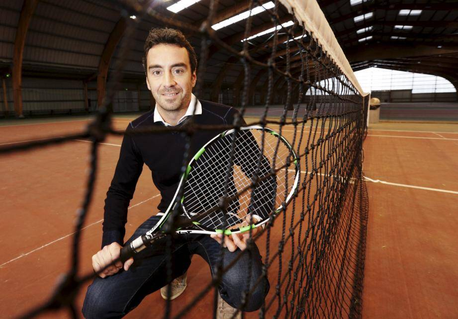 Le président de Tennis club dracénois, Bastien Borsotto et toute son équipe travaillent déjà sur la sortie de confinement. Sans vraiment avoir tous les éléments en main.