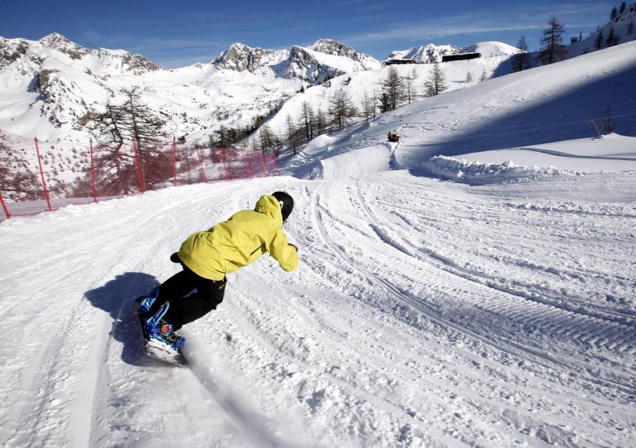 Prêt pour retourner skier?