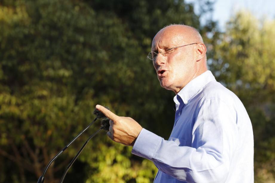 Le président de la FFR est monté au créneau pour défendre le rugby.