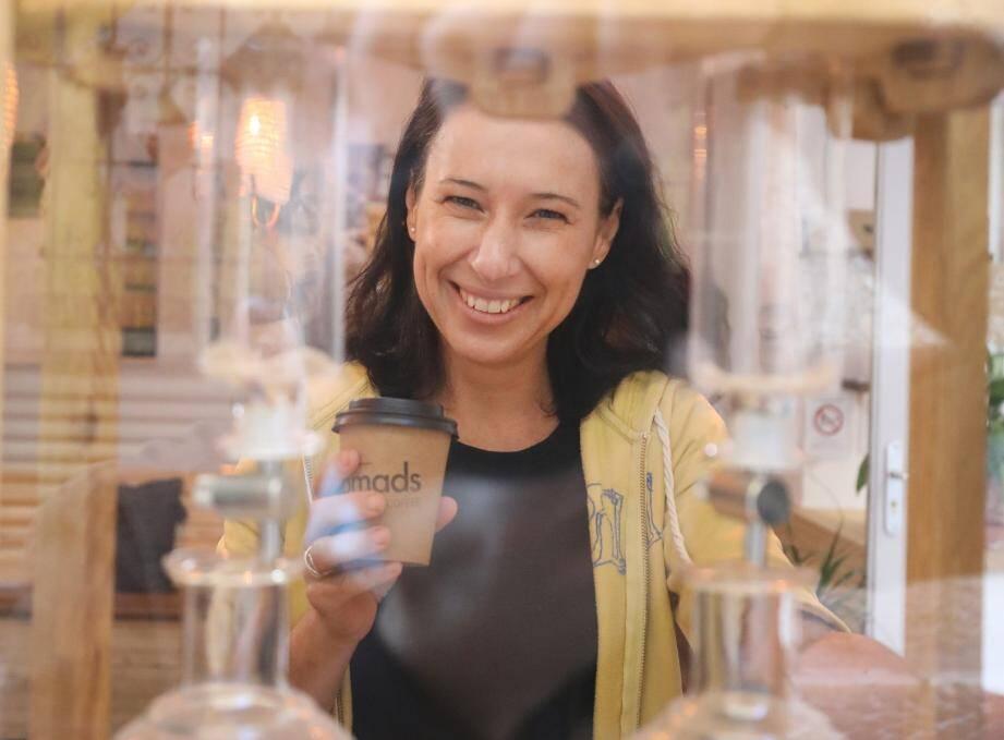 Rue Sade, Nomads coffee va bientôt fêter son premier anniversaire.