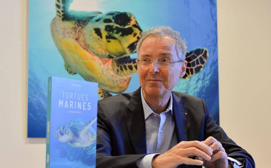 Robert Calcagno.