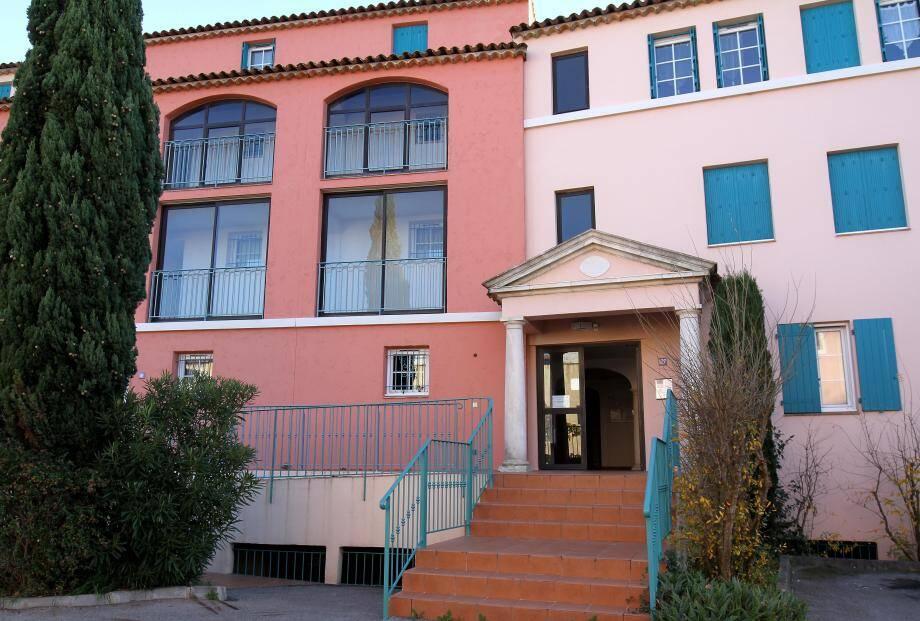 """L'appartement acquis par la Ville est situé dans la propriété """"Les Grimaudières""""."""