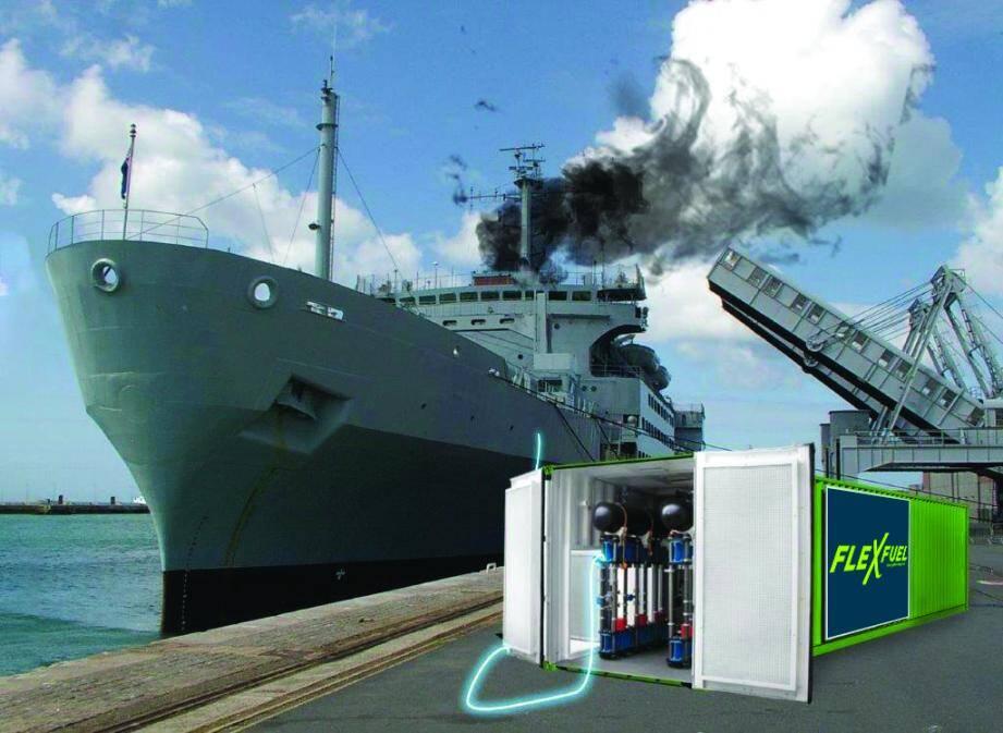 Le partenariat signé entre FFED et Efinor Méditerranée va mettre un peu de vert dans la Grande Bleue.