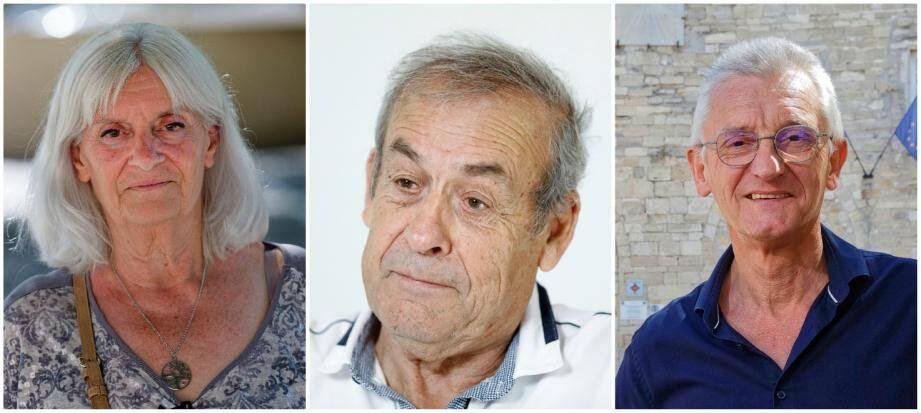 Nouvellement élus , les maires de Signes , du Castellet et du Beausset ne ménagent pas leurs efforts pour faire face à la crise sanitaire.