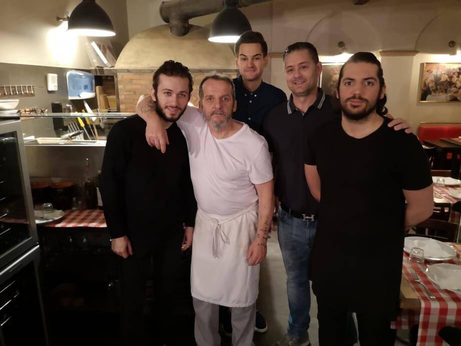 Le restaurant L'Escalinada a été repris il y a un an et demi par Anthony Bastiand, mais peine à tourner avec la Covid-19.