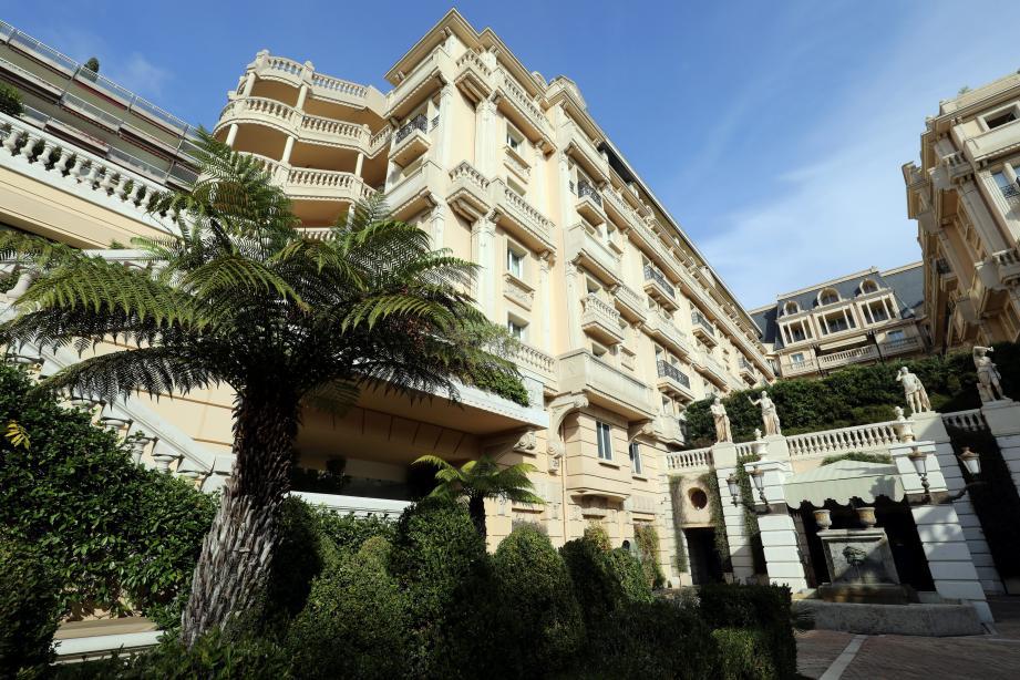 Le palace de l'avenue de la Madone, entièrement rénové une première fois en 2003, devrait garder son atmosphère et son style.