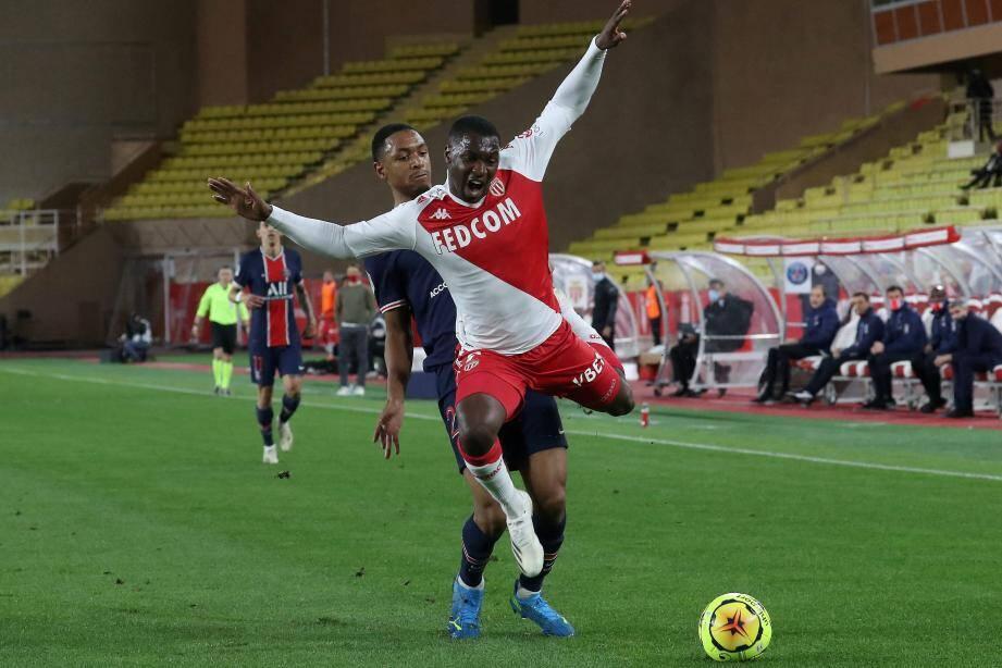 La première défaite du PSG depuis deux mois en Ligue 1.