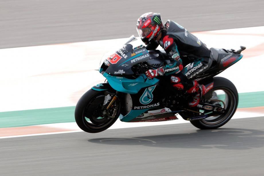 Mir champion du monde, le Grand Prix de Valence pour Morbidelli