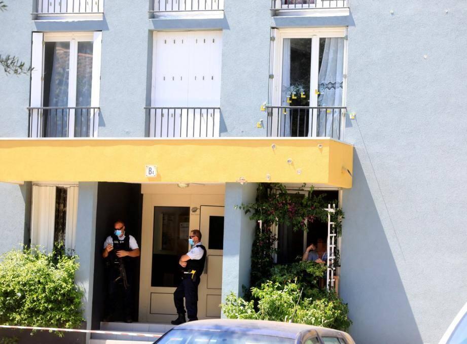 Le 29 juin un habitant originaire du quartier Sainte-Musse avait été abattu alors qu'il se trouvait chez des proches à La Valette.