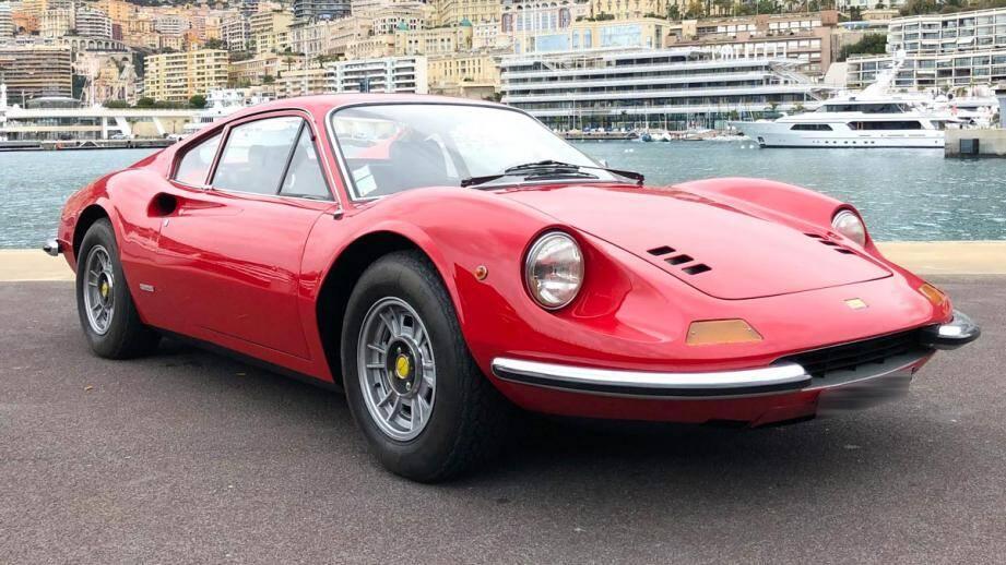 Ferrari Dino 246 GT (1972)