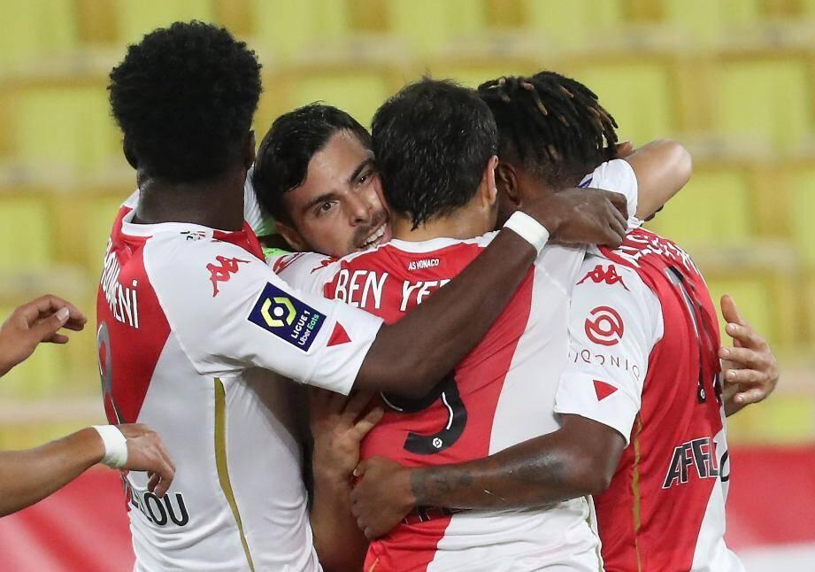 Monaco s'est fait du bien au moral contre Bordeaux.