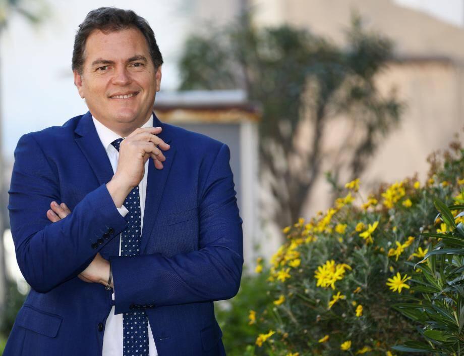 Philippe Tabarot, sénateur LR et conseiller régional en charge des transports.