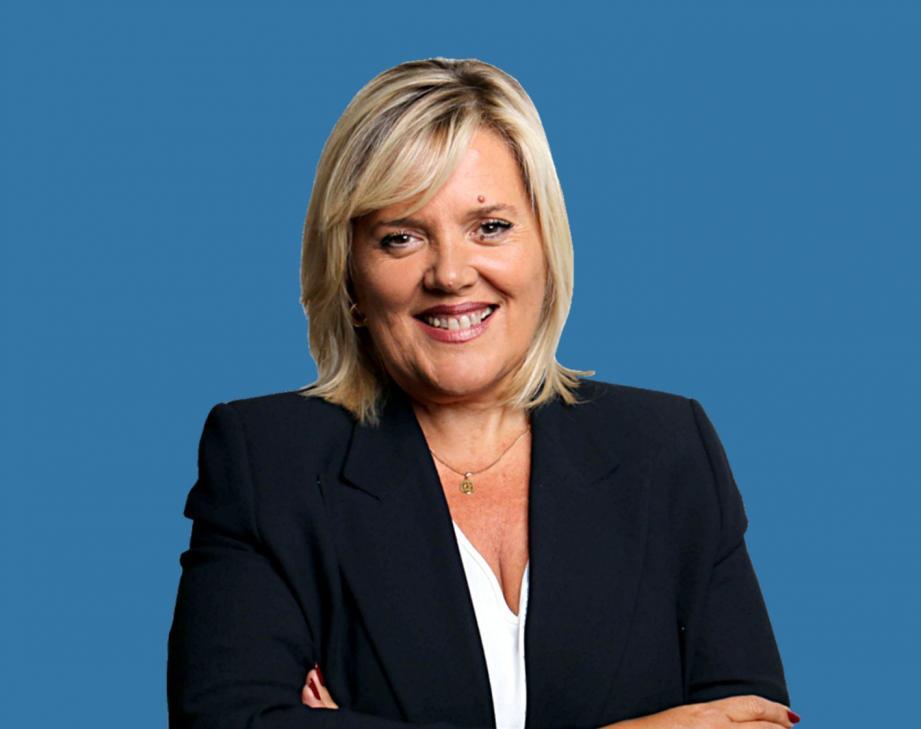 Michèle Tabarot, députée LR des Alpes-Maritimes.