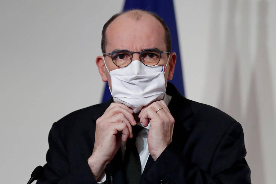 Jean Castex annonce une campagne de vaccination en trois phases