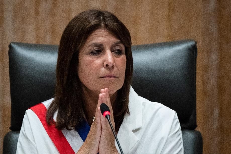 La maire écologiste de Marseille Michèle Rubirola, le 4 juillet 2020