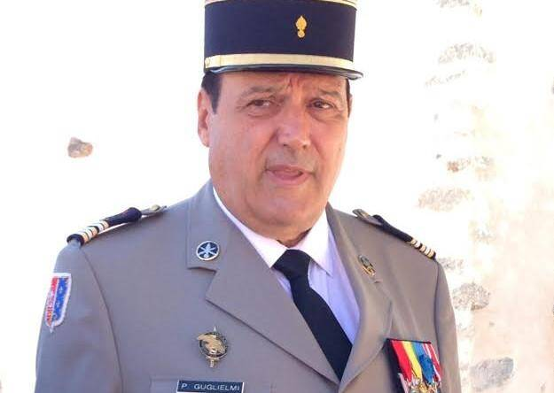 Lieutenant-colonel à la retraite, Philippe Guglielmi gère une société de consulting d'entreprise et garde une importante influence au sein du milieu maçonnique du Grand Orient de France.