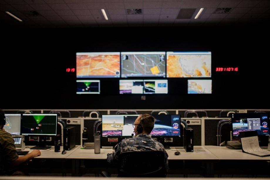 Le complexe spatial de Woomera, le 4 décembre 2020 en Australie, où la sonde japonaise Hayabusa-2 déposera des échantillons d'astéroïdes