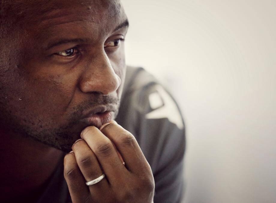 Contre Dijon (1-3), Patrick Vieira a dirigé son 88e match à la tête de l'OGC Nice. Pas le plus glorieux...
