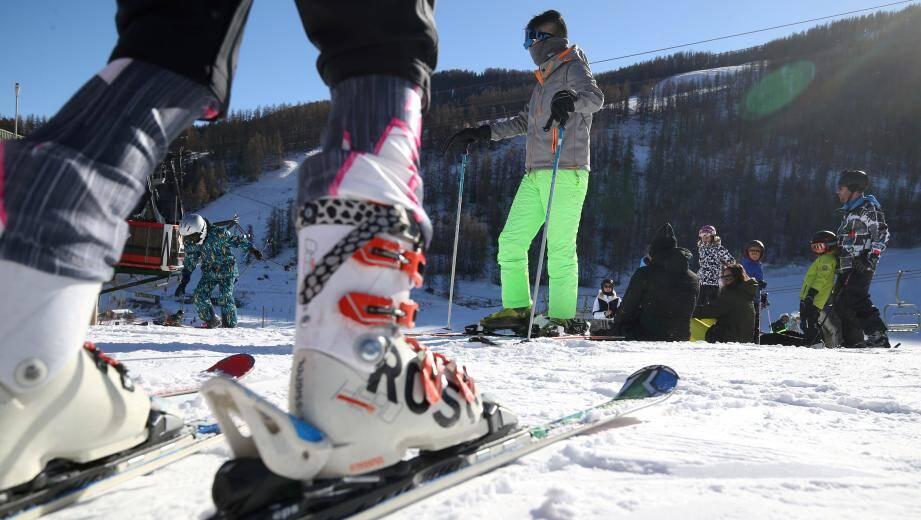 Quand sera-t-il possible de skier cet hiver ? Une réponse pourrait intervenir le 11 décembre.