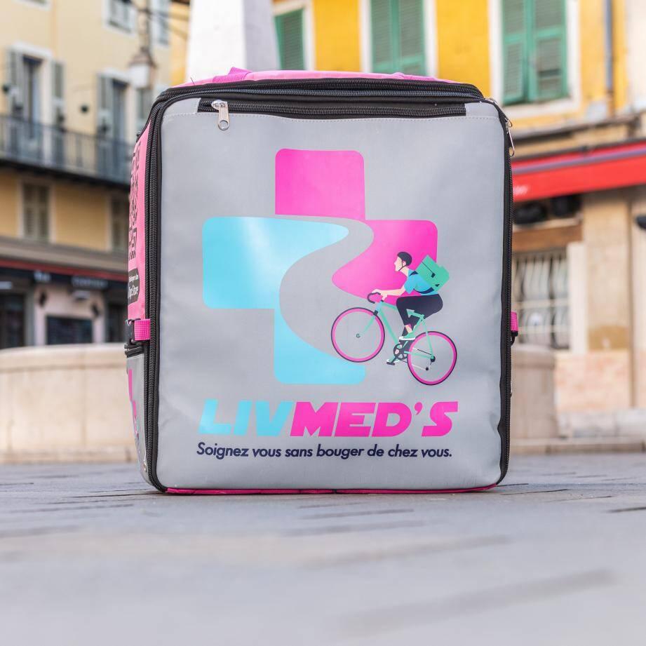 L'application LivMed's de livraison de médicaments est opérationnelle dès aujourd'hui.