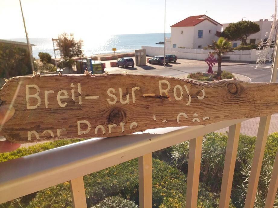 Ce panneau de randonnée a été retrouvé... dans l'Hérault!