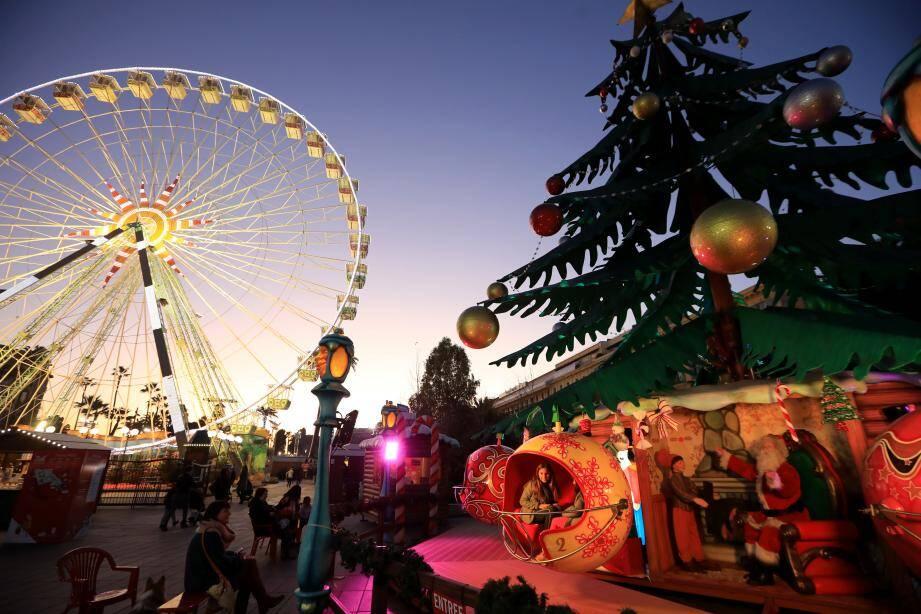 Préserver coûte que coûte l'esprit de Noël : une volonté commune pour les maires des A.-M.