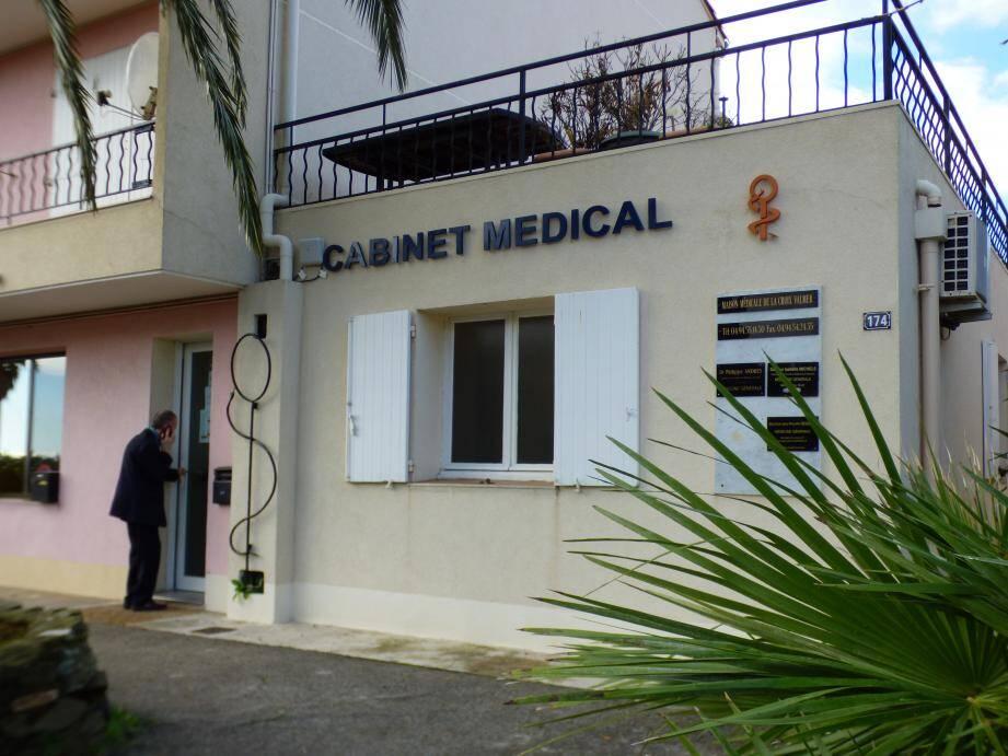 Le cabinet médical était menacé de fermeture, avec le départ de deux médecins n'ayant pas trouvé de successeur.