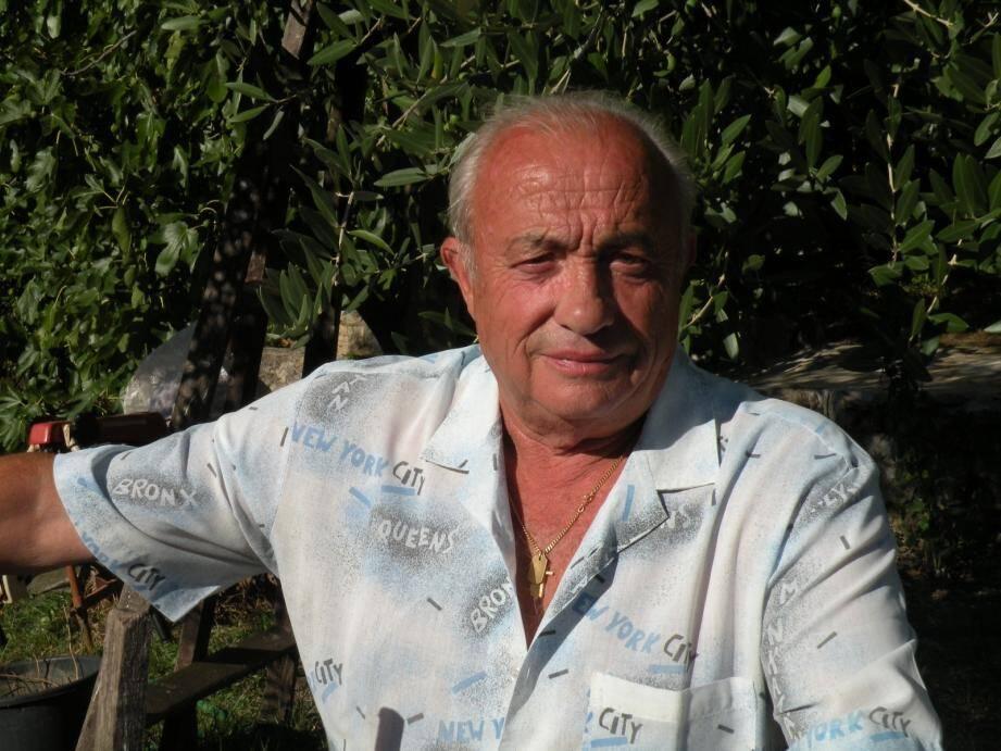 Tony Camos.