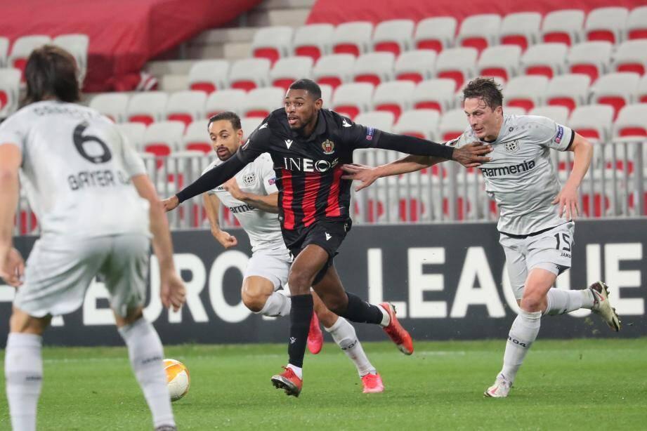 Prêté avec option d'achat par l'OL, le milieu de 22 ans n'avait pas pu retrouver Lyon samedi dernier.